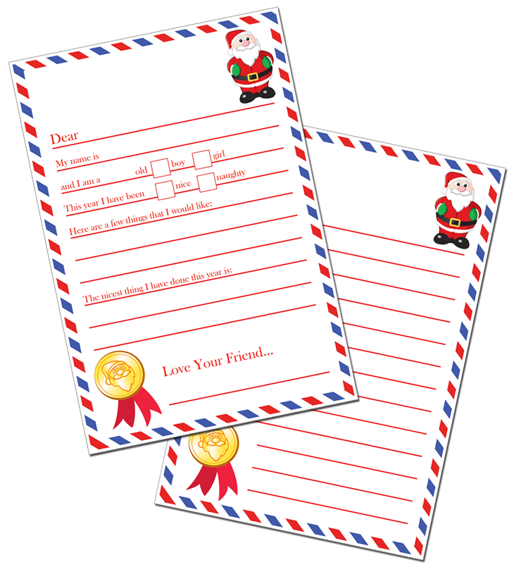 Big santa letter personalised letters from santa claus every child should be writing their letter to santa with their wishes and achievements with our personalised letter to santa pack which comes loaded with spiritdancerdesigns Image collections